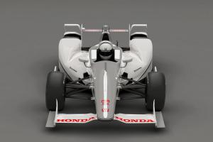 Honda Speedway Aero Kit Frontal view